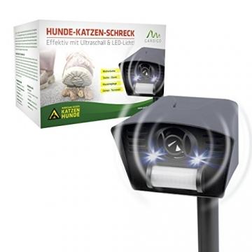 Gardigo Tiervertreiber mit Stroboskop-LED