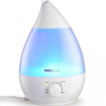 InnoBeta 2,4 Liter Ultraschall Luftbefeuchter
