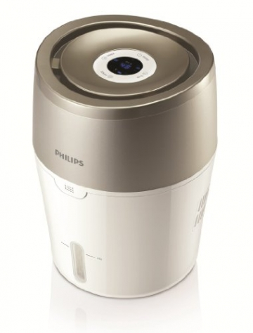 Philips HU4803/01 Ultraschall Luftbefeuchter NanoCloud-Technologie