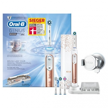 Oral-B Genius 9000N CrossAction Rotationszahnbürste